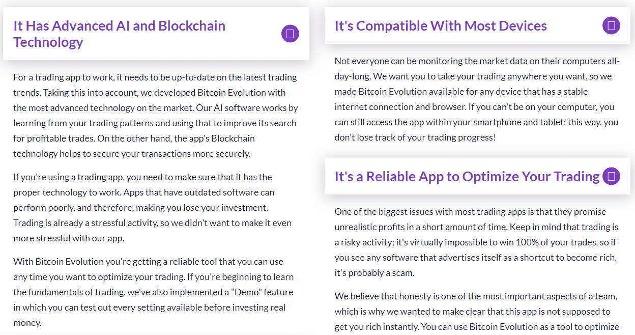 Bitcoin Evolution Technologie de la blockchain