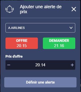 ROInvesting Alertes et notifications