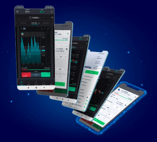 ROInvesting Application mobile