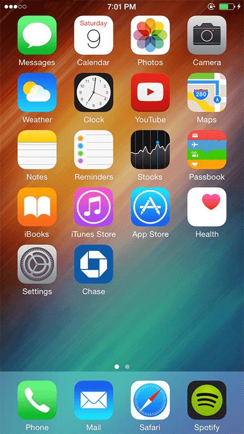 """Metatrader 5 Sur iOS Télécharger l'application depuis """"l'App Store"""""""