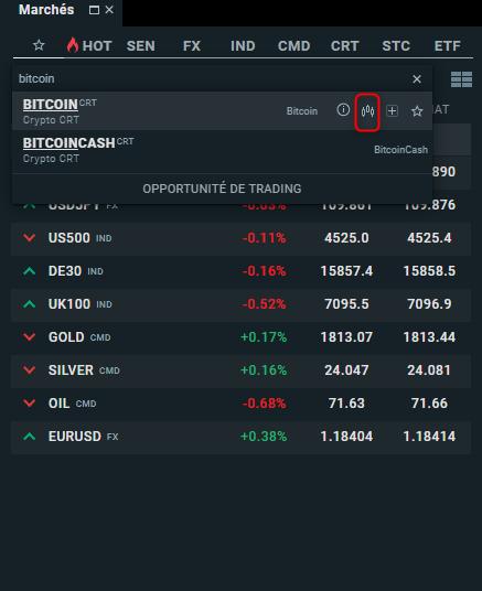 Acheter Bitcoin sur XTB 3 principales fenêtres