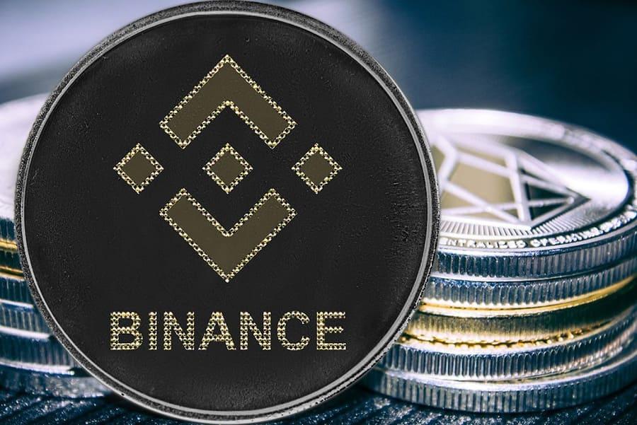 Cryptomonnaies Binance coin