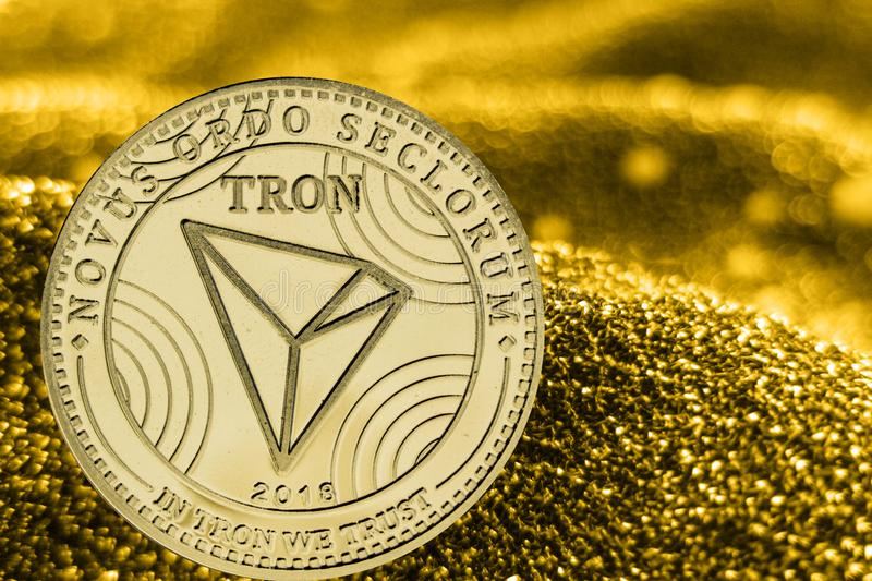 Cryptomonnaies Tron