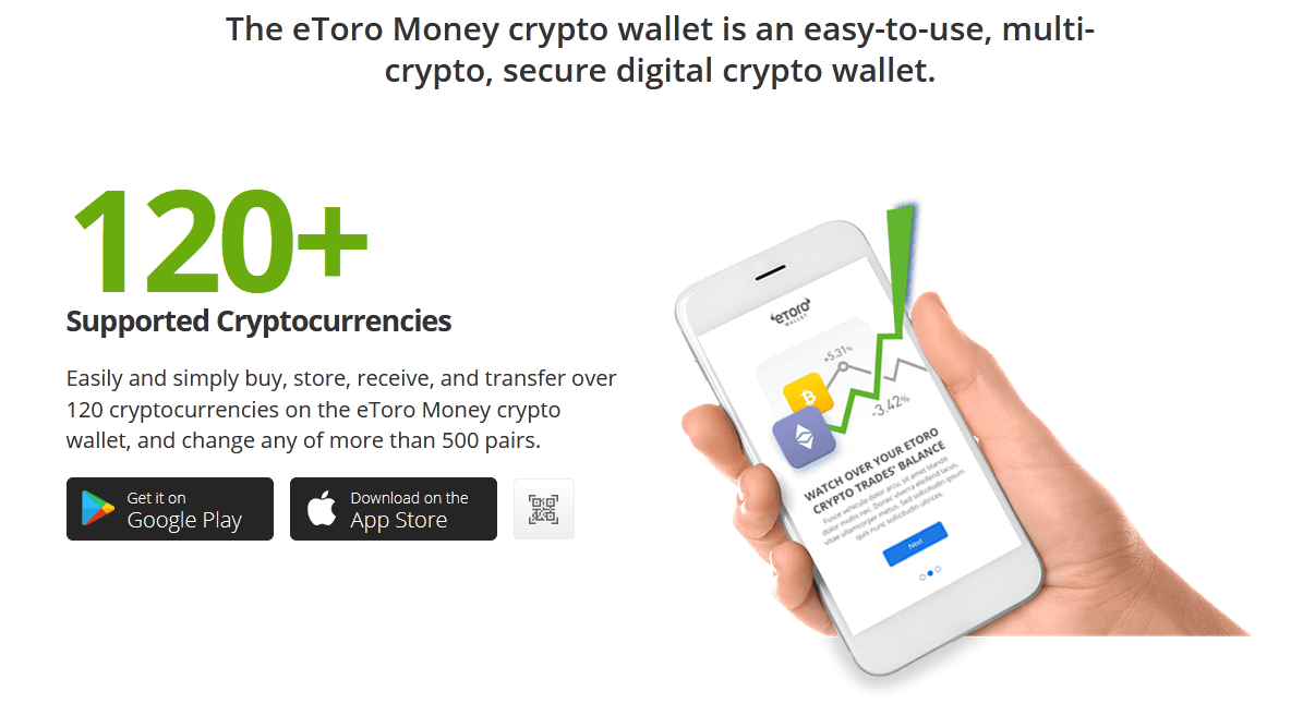 Ethereum Wallet eToro